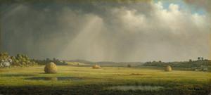Art Prints of Newburyport Meadows by Martin Johnson Heade