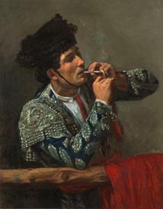 Art Prints of After the Bullfight by Mary Cassatt
