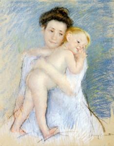 Art Prints of Maternal Tenderness by Mary Cassatt