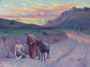 Art Prints of The Good Samaritan by Maximilien Luce