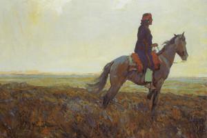Art Prints of The Navajo by Maynard Dixon