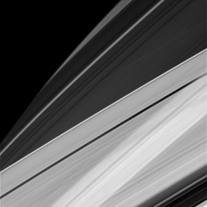 Art Prints of Saturn's D Ring by NASA