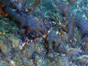 Art Prints of Mars Rocks by NASA