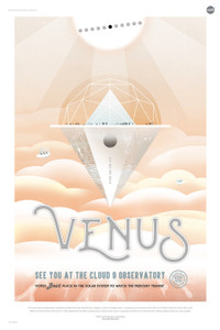 Art Prints of Venus by NASA/JPL-Caltech