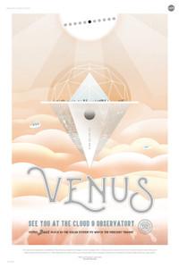 Art Prints of Venus by NASA/JPL-Caltech