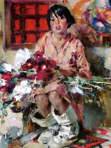 Art Prints of Tonita by Nicolai Fechin