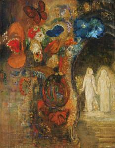 Art Prints of Apparition by Odilon Redon
