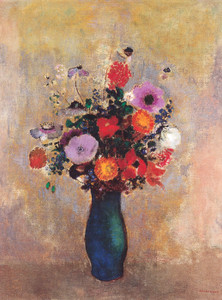 Art Prints of Field Flowers by Odilon Redon
