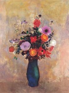 Art Prints of Field Flowers by Odilon Redon