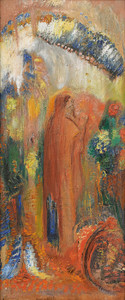 Art Prints of The Prediction by Odilon Redon