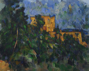 Art Prints of Chateau Noir by Paul Cezanne