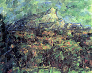 Art Prints of Landscape at Aix by Paul Cezanne