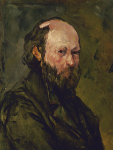 Art Prints of Self Portrait 2 by Paul Cezanne
