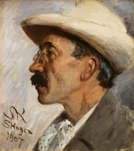 Art Prints of Julius Paulsen by Peder Severin Kroyer