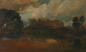 Art Prints of Windsor Castle by Peter De Wint