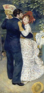 Art Prints of Country Dance by Pierre-Auguste Renoir