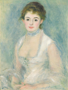 Art Prints of Madame Henriot by Pierre-Auguste Renoir