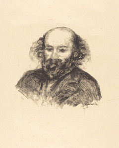 Art Prints of Paul Cezanne by Pierre-Auguste Renoir