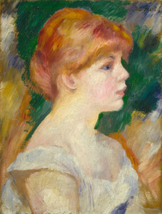 Art Prints of Suzanne Valadon by Pierre-Auguste Renoir