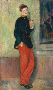 Art Prints of The Young Soldier by Pierre-Auguste Renoir