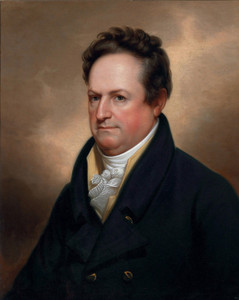 Art Prints of Dewitt Clinton by Rembrandt Peale