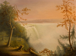 Art Prints of Niagara Falls by Rembrandt Peale
