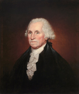 Art Prints of George Washington, 1795 by Rembrandt Peale
