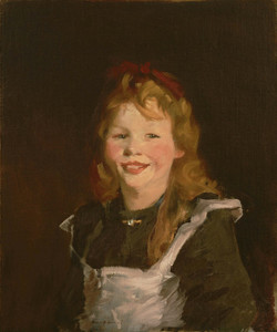 Art Prints of Dutch Girl by Robert Henri