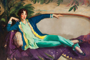 Art Prints of Gertrude Vanderbilt Whitney by Robert Henri