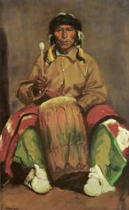 Art Prints of Portrait of Dieguito Roybal by Robert Henri