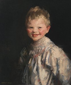 Art Prints of Laughing Child by Robert Henri