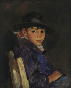 Art Prints of Young Sport Francisco by Robert Henri