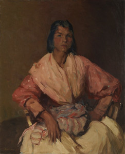 Art Prints of The Spanish Gypsy by Robert Henri