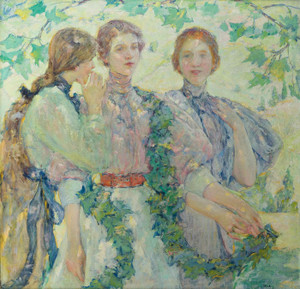 Art Prints of The Trio by Robert Reid