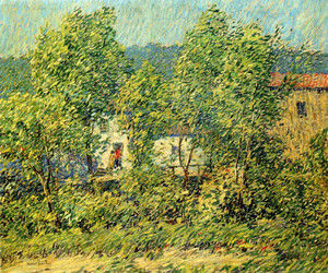 Art Prints of May Breezes by Robert Spencer