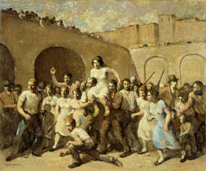 Art Prints of The Seed of Revolution by Robert Spencer