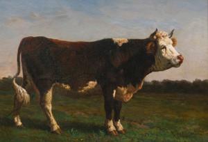 Art Prints of King of the Herd by Rosa Bonheur