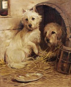 Art Prints of A Humble Abode by Samuel Fulton