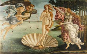 Art Prints of The Birth of Venus by Sandro Botticelli