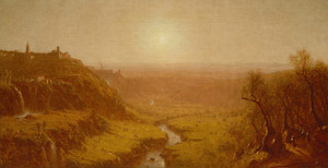 Art Prints of Tivoli by Sanford Robinson Gifford