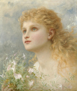 Art Prints of Heavenwards by Sophie Anderson