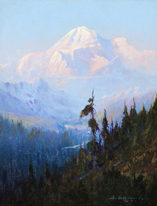 Art Prints of Mt. McKinley II by Sydney Laurence