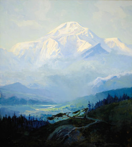 Art Prints of Mt. McKinley V by Sydney Laurence