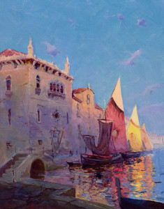 Art Prints of Venetian Afternoon by Sydney Laurence