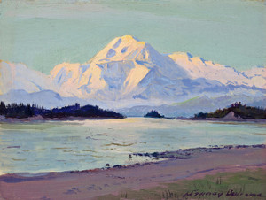 Art Prints of Mt. McKinley, 1934 by Sydney Laurence