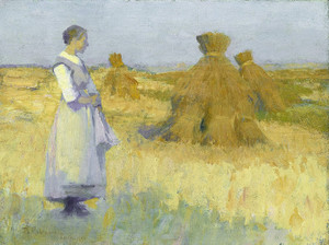 Art Prints of Etude by Theodore Robinson