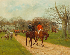 Art Prints of Setting Off by Thomas Blinks