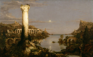 Art Prints of The Course of Empire, Desolation, 1836, by Thomas Cole