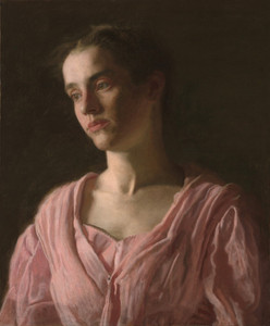 Art Prints of Maud Cook by Thomas Eakins