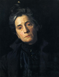 Art Prints of Susan Macdowell Eakins by Thomas Eakins